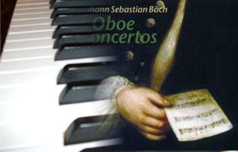 Rozenn, Bach et Alessandro Marcello