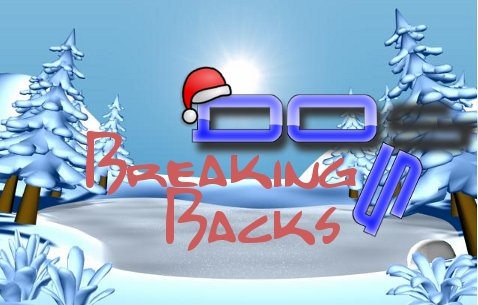 Les Breaking Backs font leur Jingle de Noel