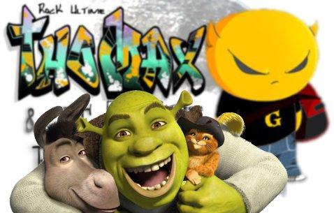 Shrek s'invite mardi soir avec les Boosters