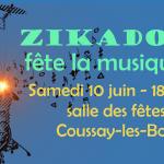 Zikadonf et ses musiciens